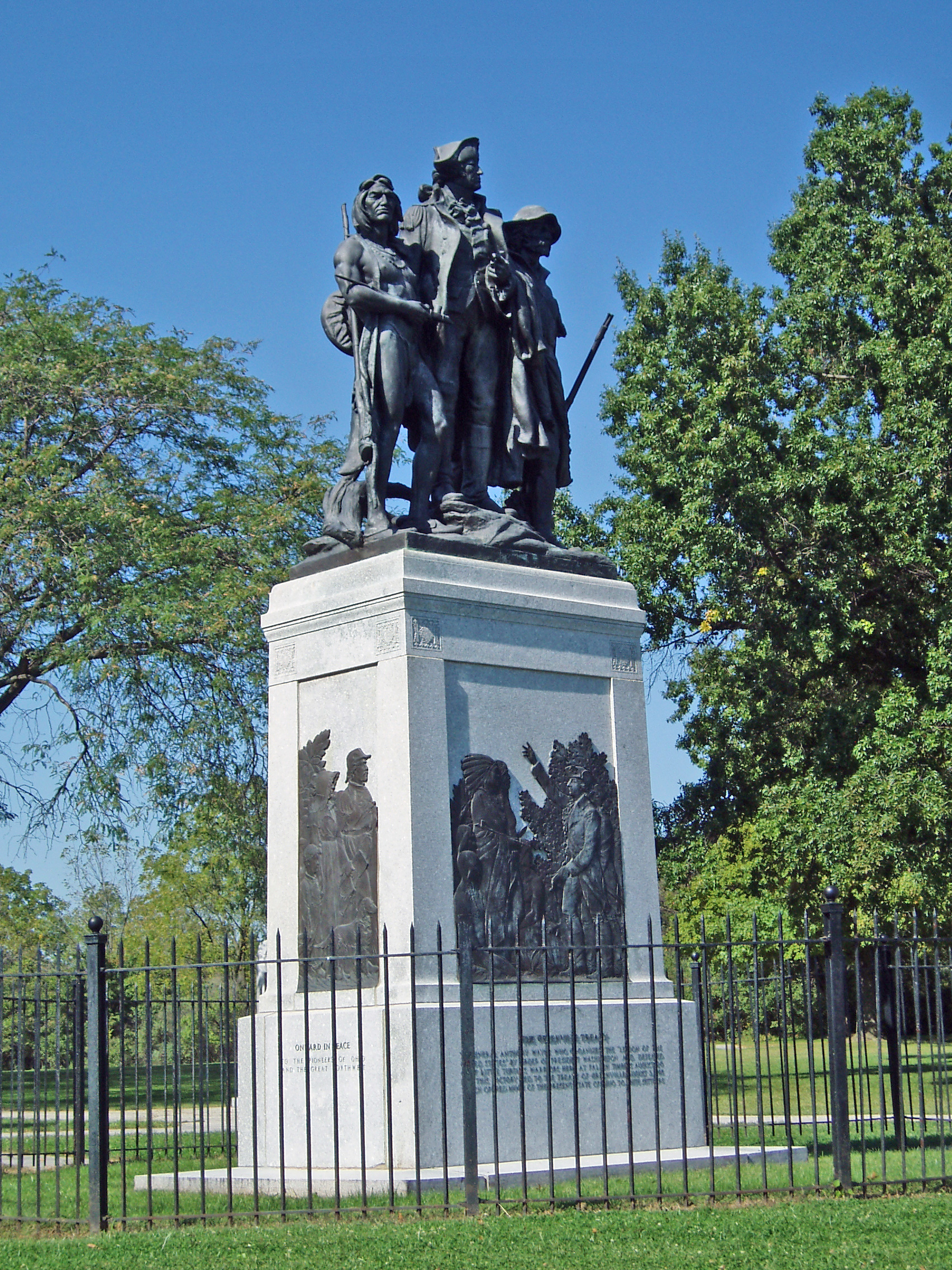 mad anthony wayne battle of fallen timbers
