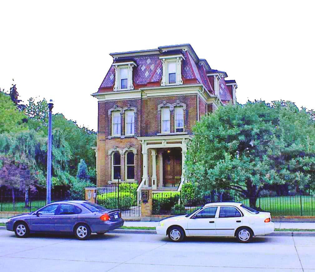 Alfred L Hudson House