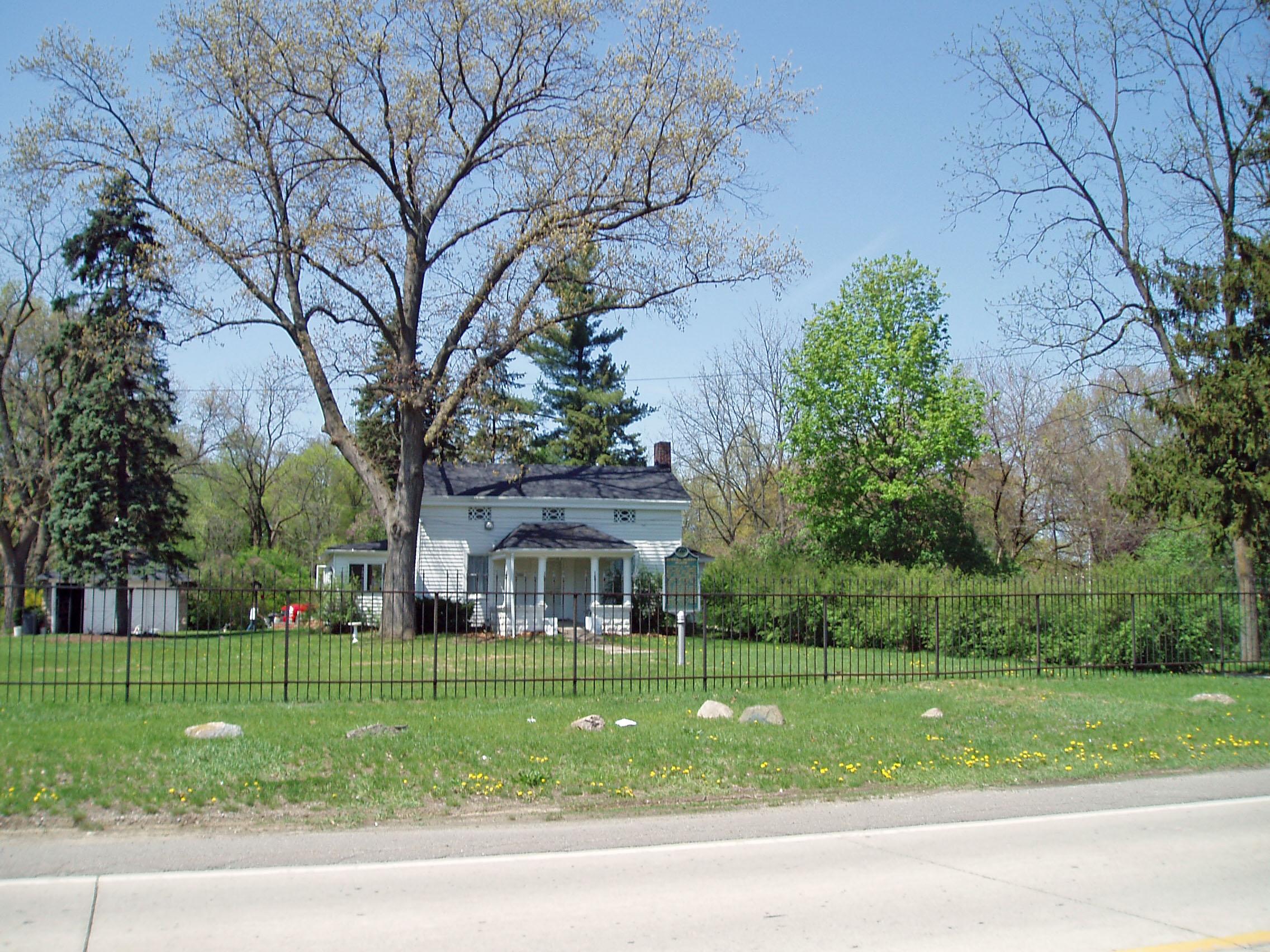 Merrill morris home for Morris home